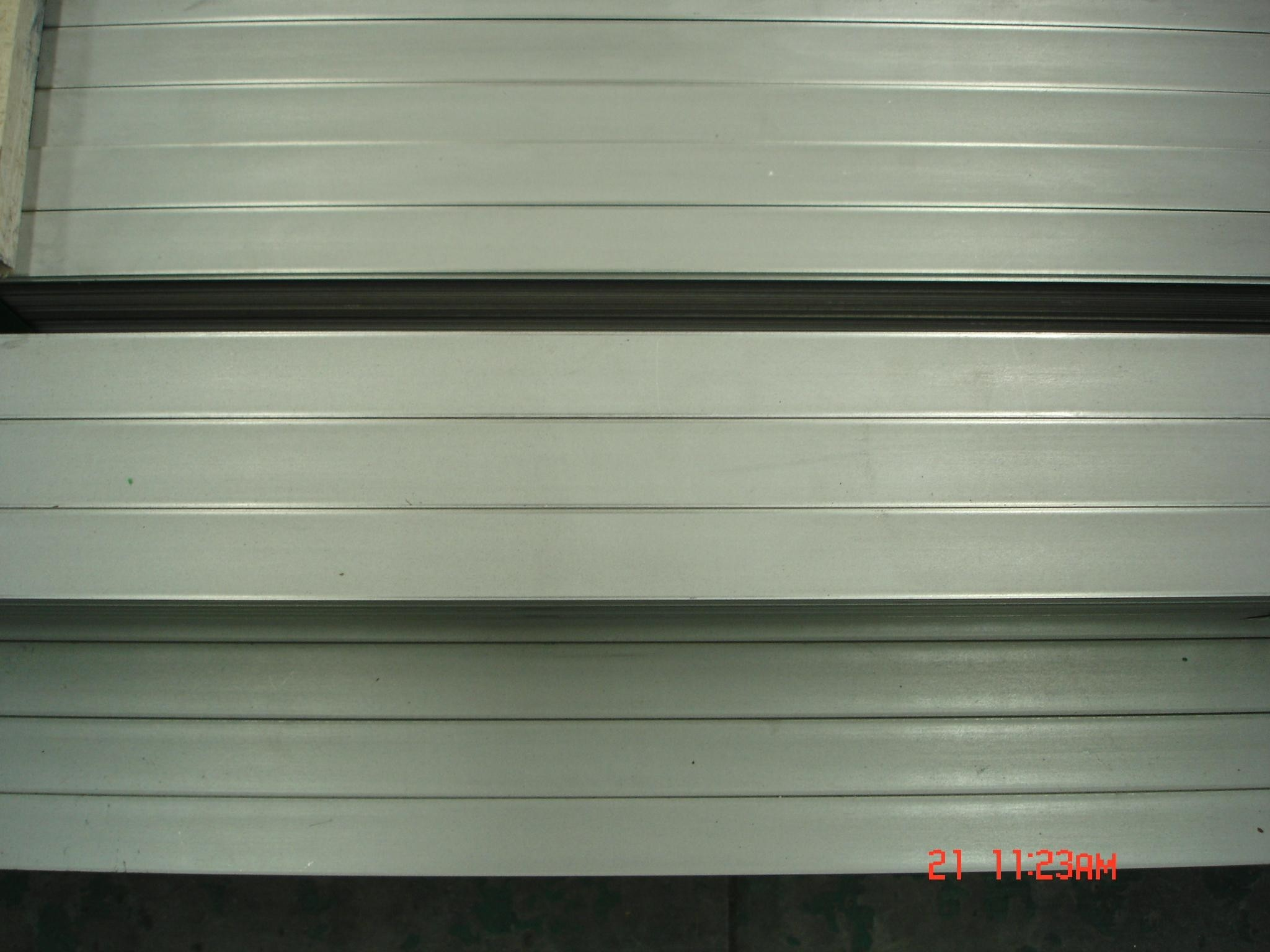 8mm Mill Finished 304 Flat Stainless Steel Bar For Food Industry ISO APPROVE